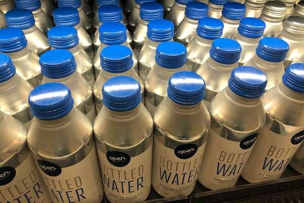sfo s plastic water