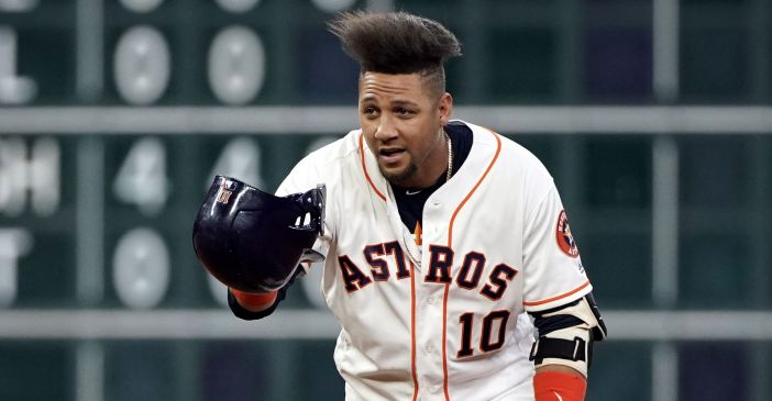 Astros injury report: Yuli Gurriel nearing return - Houston Chronicle