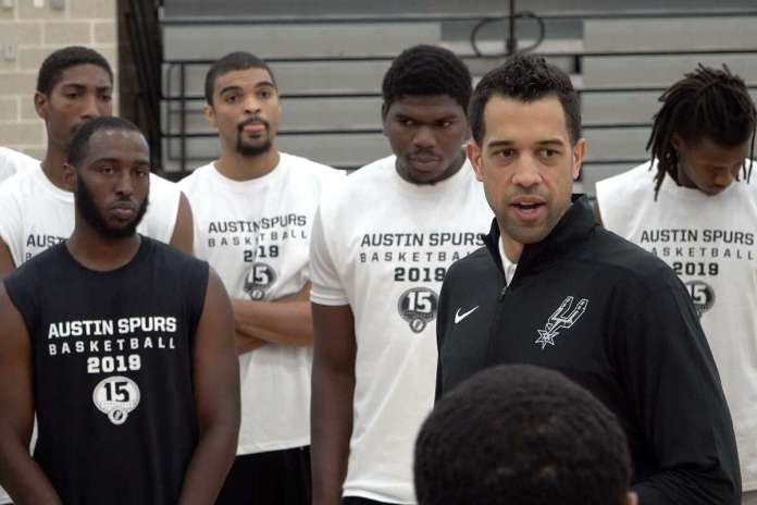 Landry Fields named GM for San Antonio Spurs  development team
