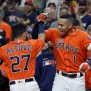 Astros Hold Off Angels Must Wait To Clinch Al West