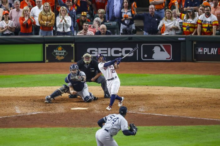 Whatever happened to Jose Altuve's ALCS home run ball ...