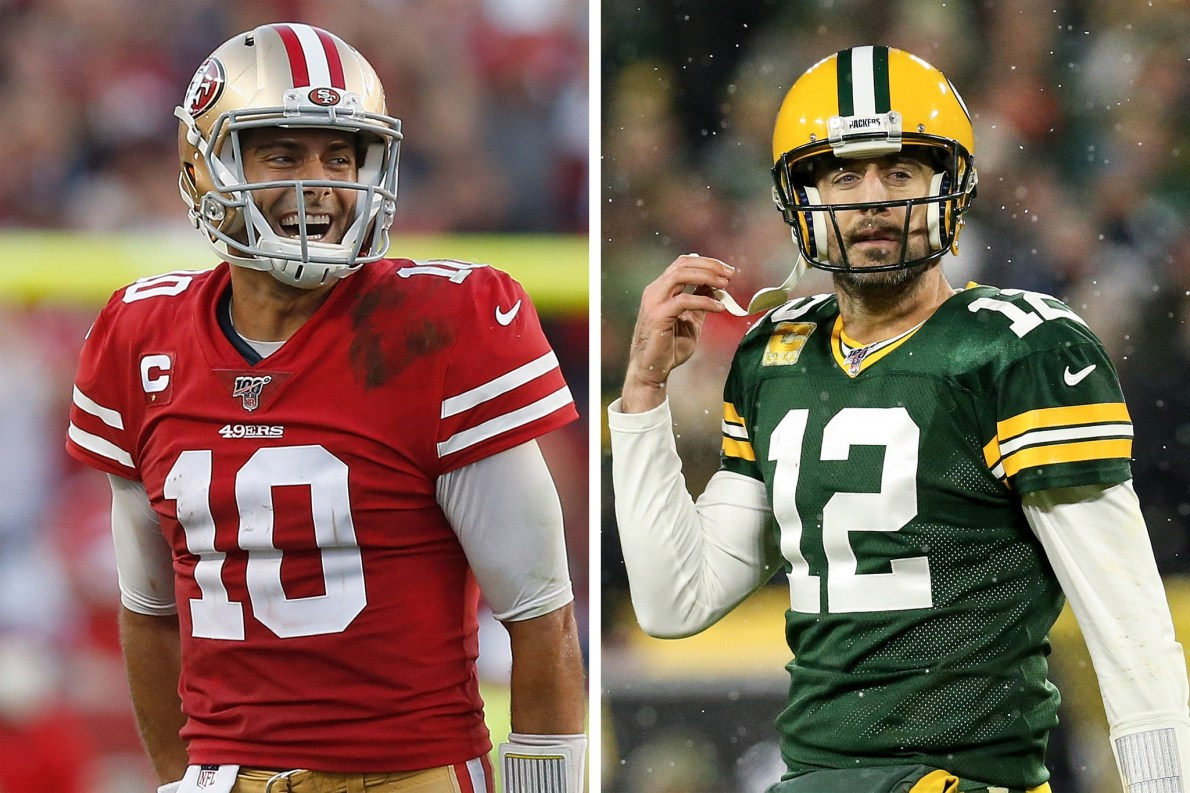 49ers vs. Packers is the most expensive ticket of the Niners' 2019 season