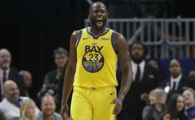 Draymond Green To Return Vs Bucks Stephen Curry
