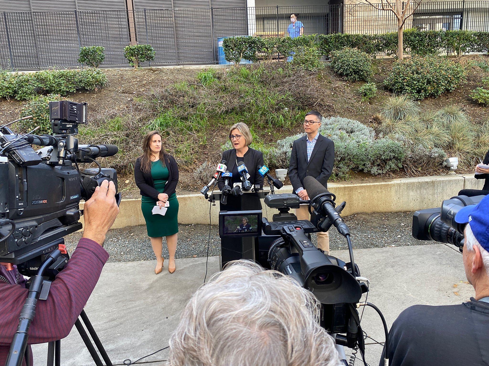 Santa Clara County man tests positive for new coronavirus ...