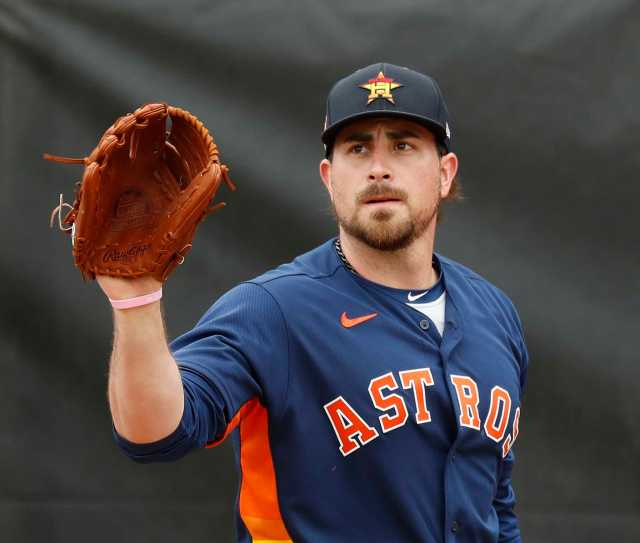 Relief prospects Blake Taylor, Andre Scrubb eager to fill in roles ...