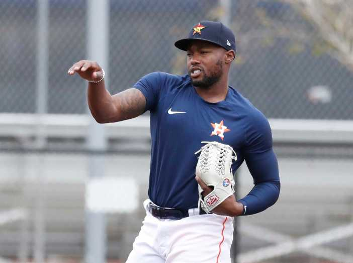 Astros prospect Ronnie Dawson turns to big picture after struggles ...