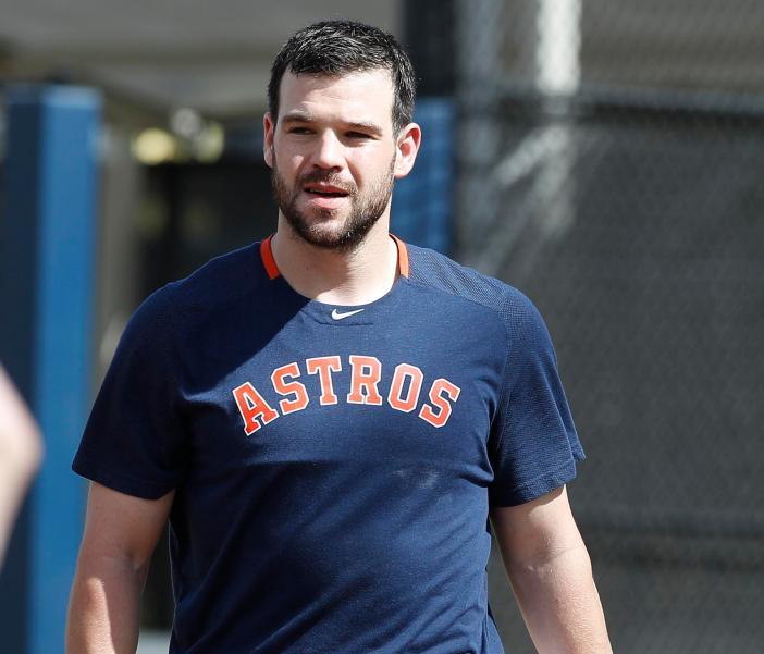 Flipboard: Astros prospect Chas McCormick not short on confidence