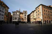 basic Life in Italy Upended because of Coronavirus Lockdown