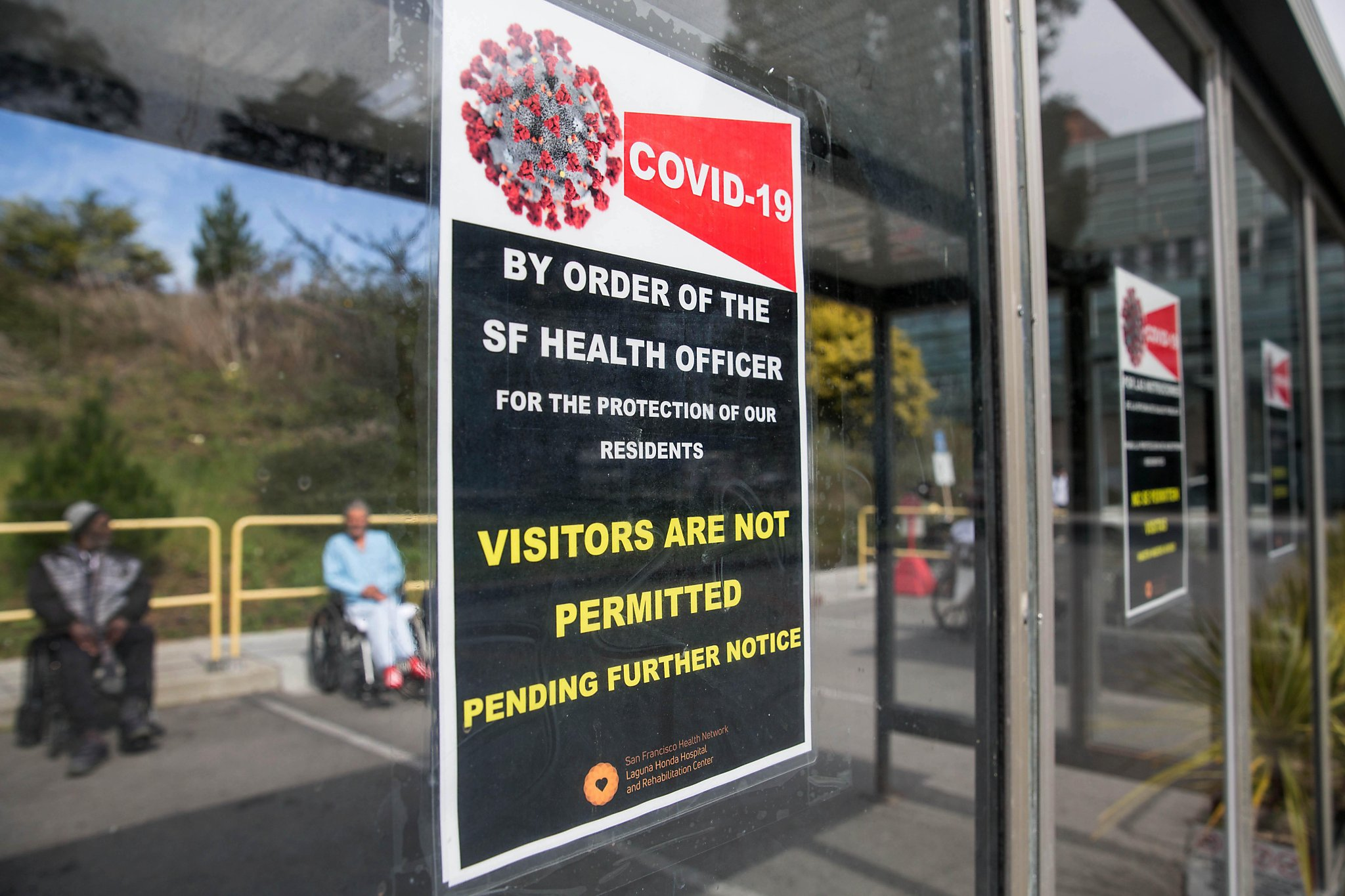 Bay Area nursing homes ban or restrict visits to limit high ...