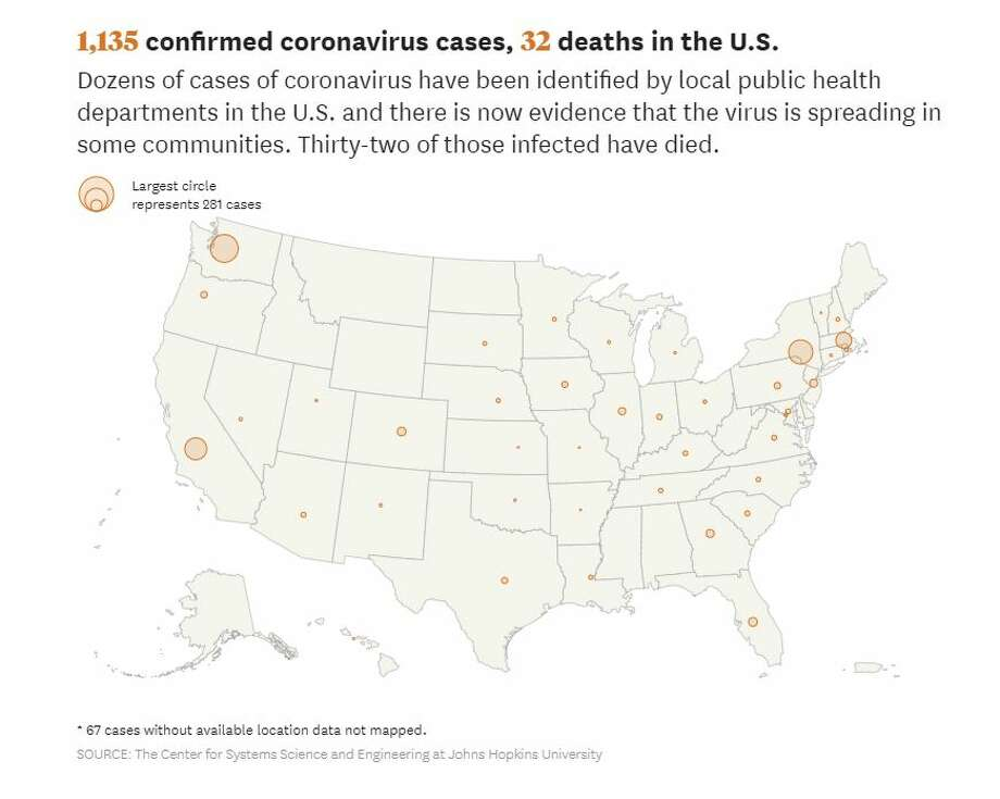 Michigan sees first presumptive cases of coronavirus - Manistee ...