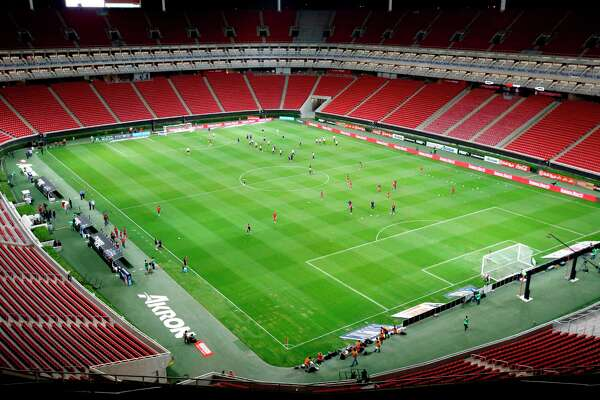 Soccer suspended in Mexico as coronavirus continues to wreak havoc ...