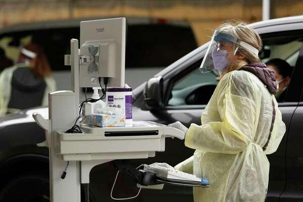Houston to start drive-thru coronavirus testing later this week ...