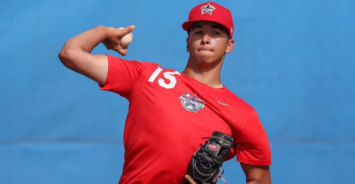 Astros select RHP Alex Santos with pick No. 72 - HoustonChronicle.com