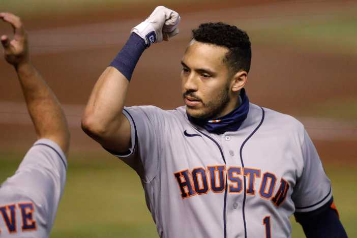Astros insider: For Carlos Correa, it's about discipline and feeling 'sexy' - HoustonChronicle.com