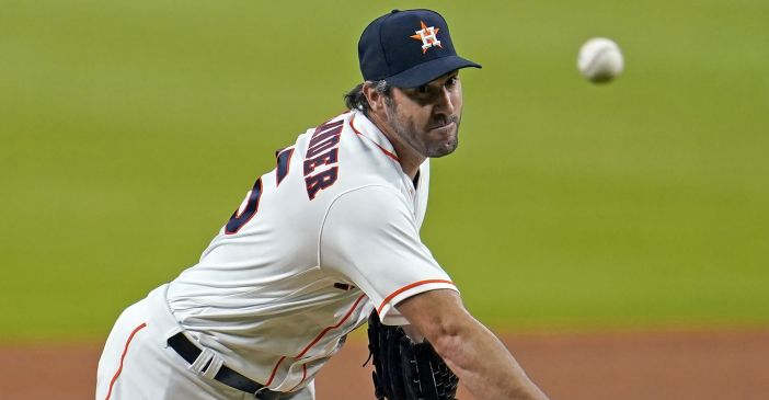 Astros ace Justin Verlander trying 'exceptionally hard' to pitch ...