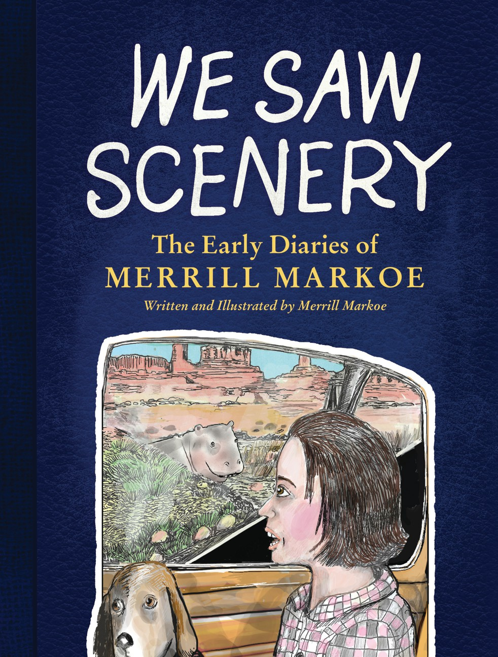 Book World: Comedian and writer Merrill Markoe dug deep into...