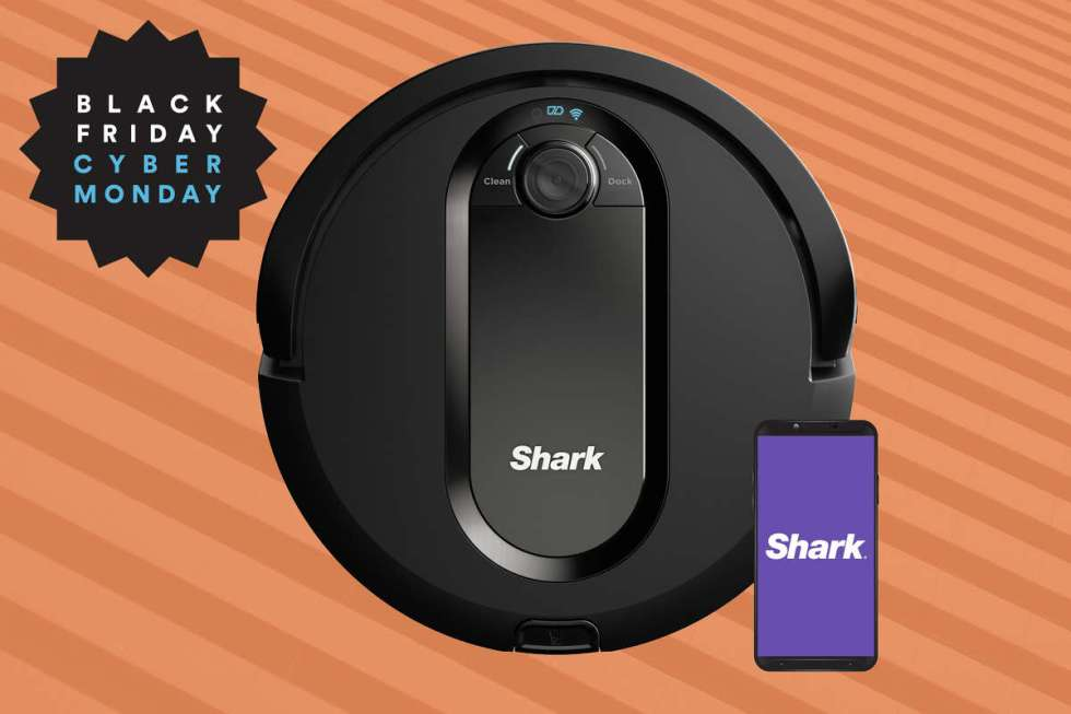 $100 off Shark IQ Robot Vacuum