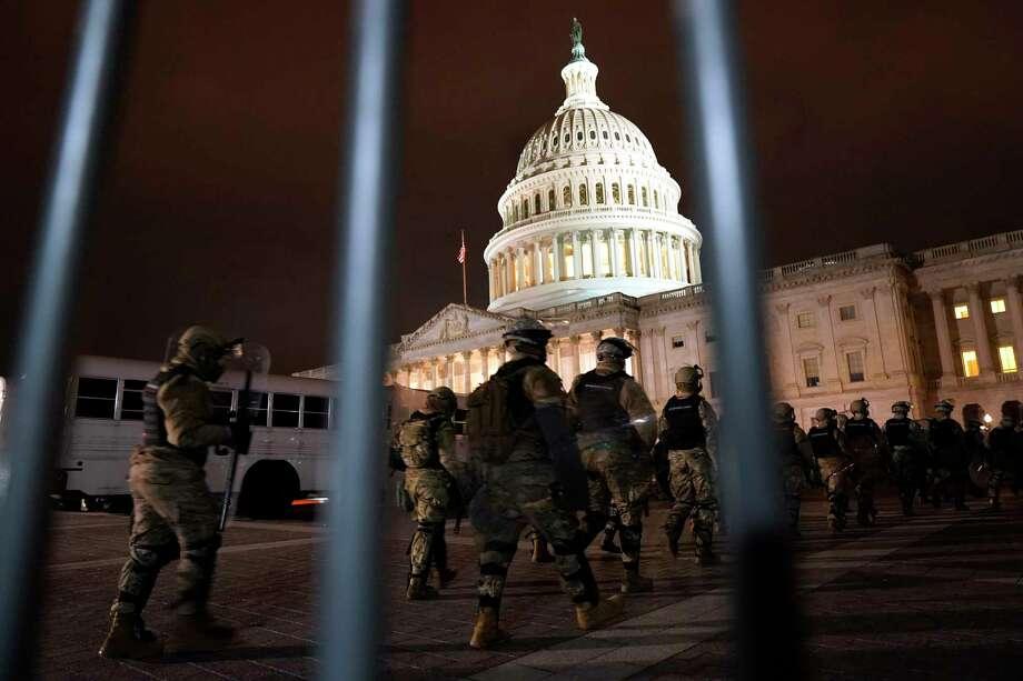 Professor: Trump, Capitol riot will have lasting impact on GOP - Huron  Daily Tribune