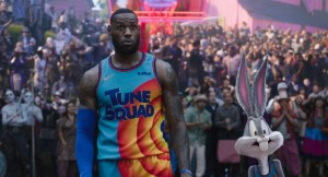 """Combing Looney Tunes Land to Find Warrior Klay Thompson in the """"Space Jam: New Legacy"""" Trailer"""