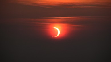 A special sunrise eclipse is coming