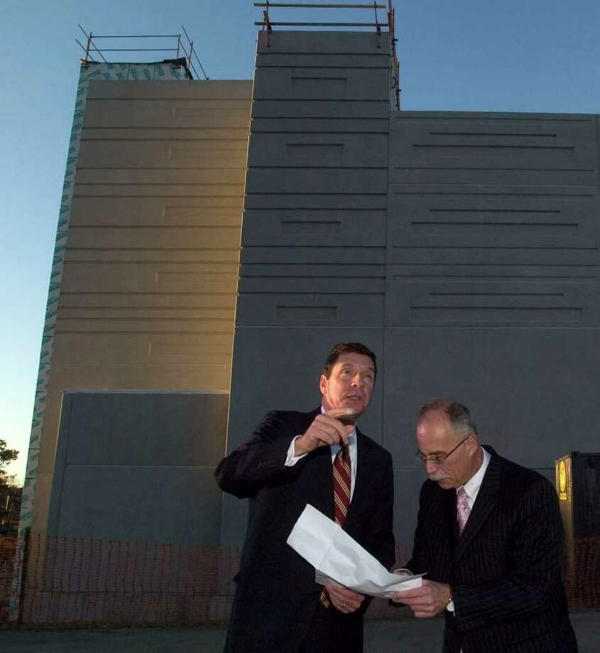 Danbury Hospital project breaks ground  NewsTimes