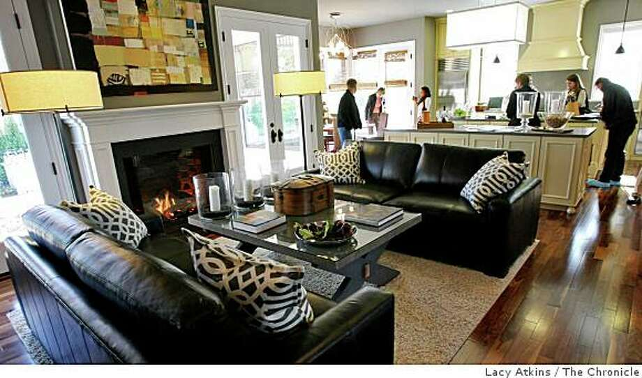 wine country living room decorating ideas for long rectangular hgtv dream home comes to sfgate