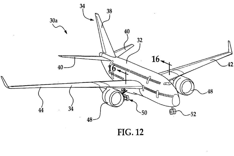 Boeing patents design for double-decker, mid-wing jet