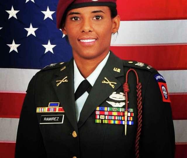Chief Warrant Officer  Thalia Ramirez Ramirez Was Killed When Her Oh D Kiowa