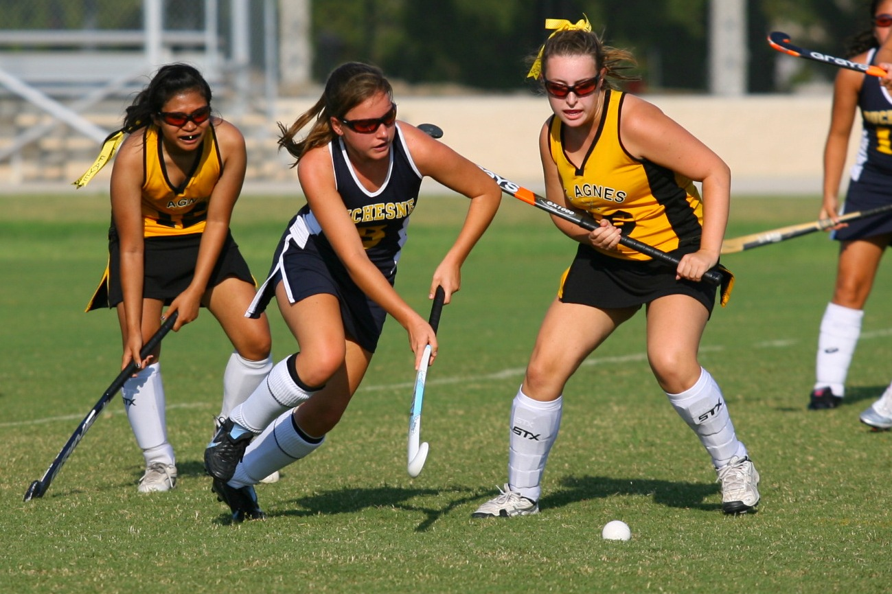 Duchesne High School Ice Hockey Field Hockey Duchesne Builds Camaraderie Winning Résumé