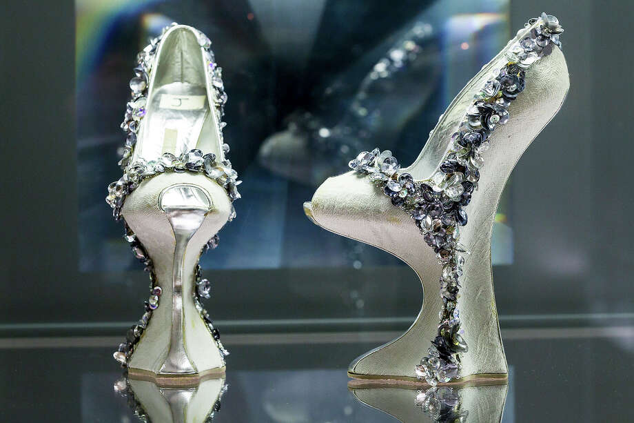 Terrifying 'art Shoes' A Draw At German Museum