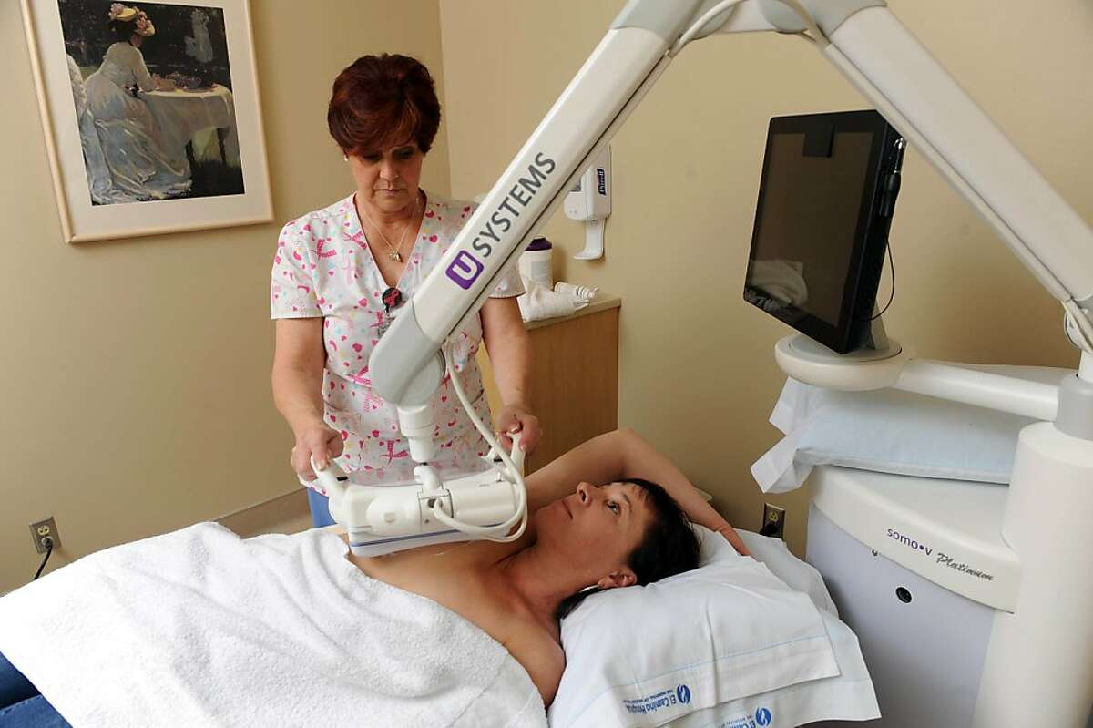 New mammography law on breast density