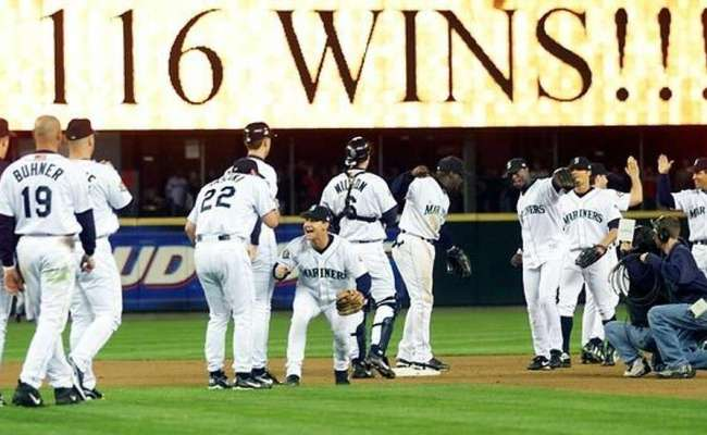 17 Years Later Looking Back At The Winningest Mariners