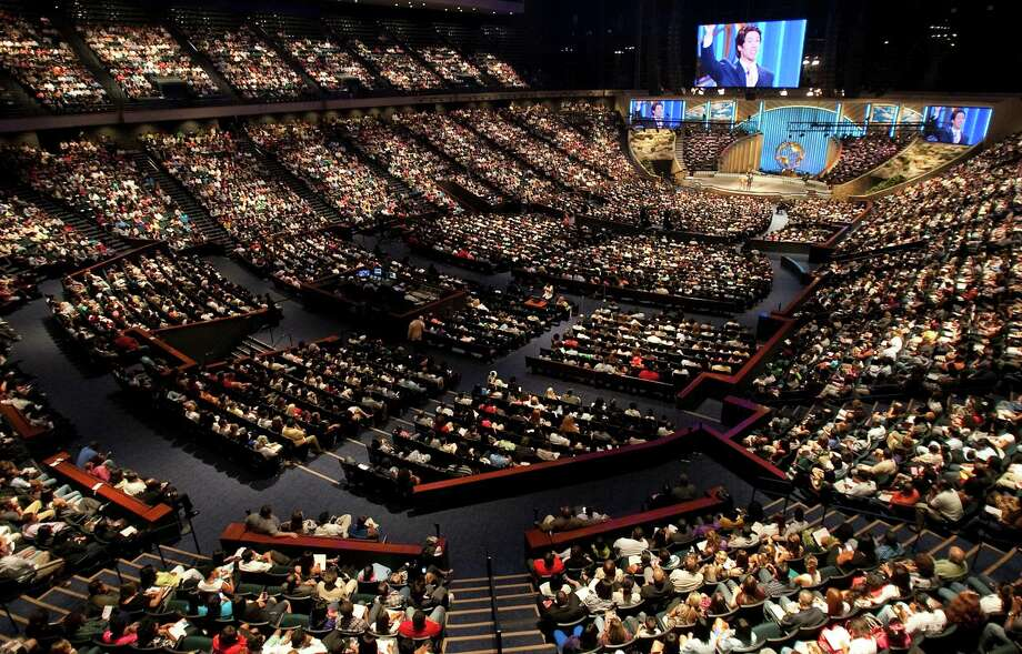 advanced church chairs office max desk chair mat 10 years ago lakewood joel osteen move into houston s seats 16 800 people at its central campus which previously was the compaq center