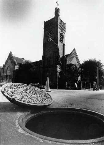 Christ Church Cathedral Through The Years Houston Chronicle