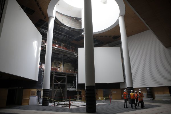 Sfmoma' Transformation - Sfgate
