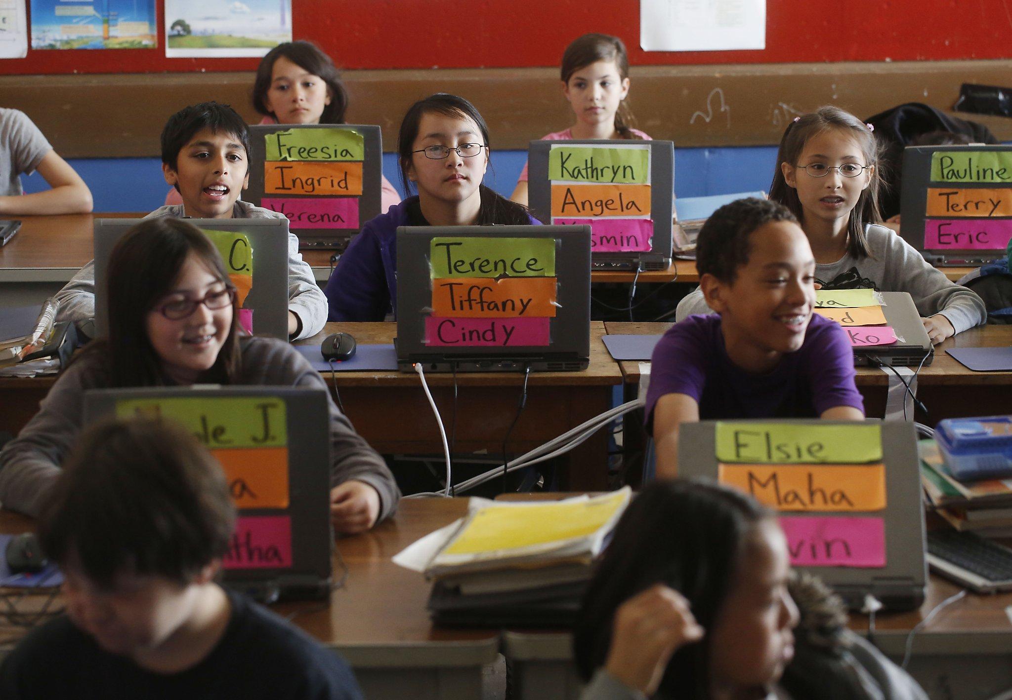 S F Schools Special Education Shift Creates Upheaval