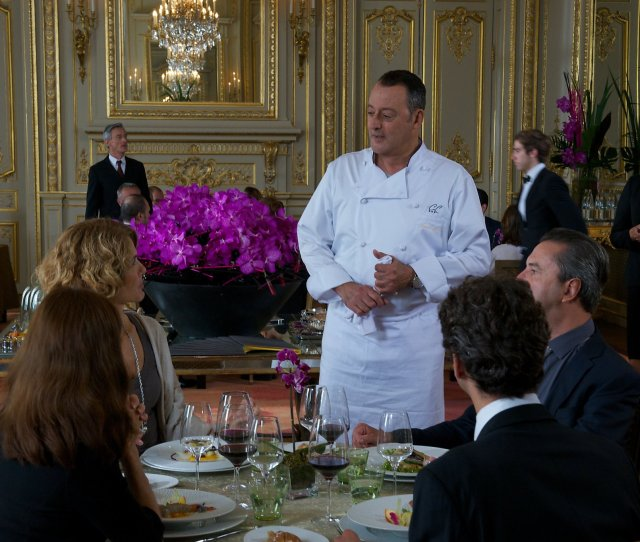 Le Chef Review Right Mix Of Comedic Ingredients