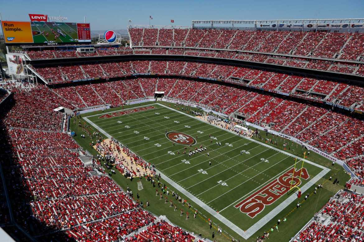 Levi's Stadium is a model for privately financed venues - SFChronicle.com