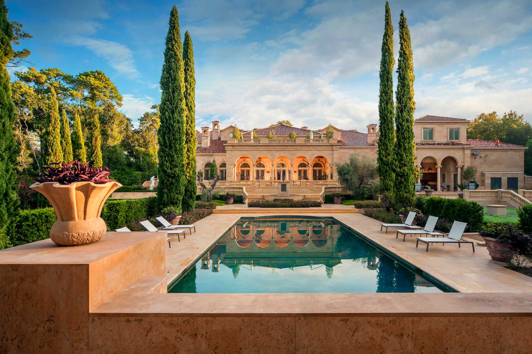 Best Kitchen Gallery: At 43 Million Mansion Listing Breaks Houston Record Houston of Biggest House In Houston on rachelxblog.com