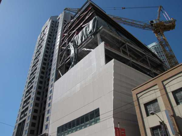Construction Sfmoma Work Of Art In - Sfgate