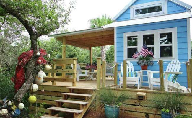 12 Of The Coolest Tiny Houses You Ve Ever Seen Houston