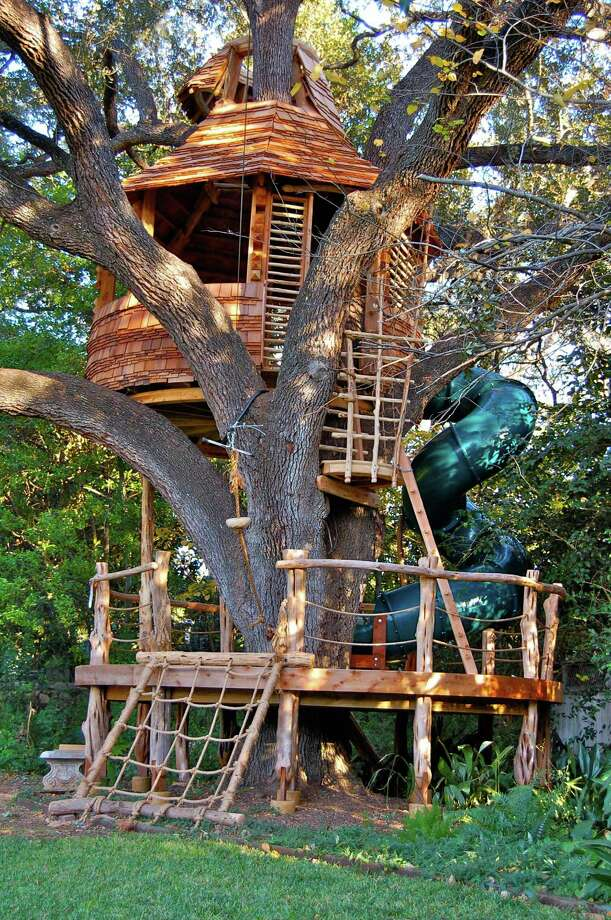 2 SA Treehouses To Be On Treehouse Masters San