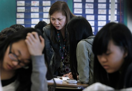 small resolution of Pace of math courses doesn't add up for parents