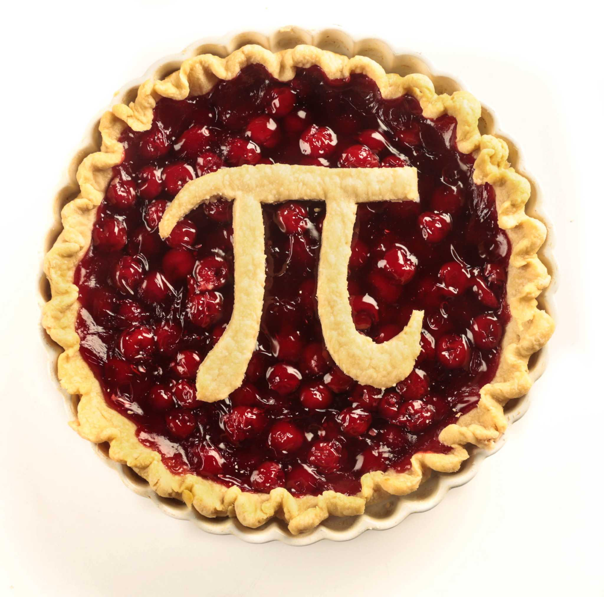 A Slice Of Pi For March 14
