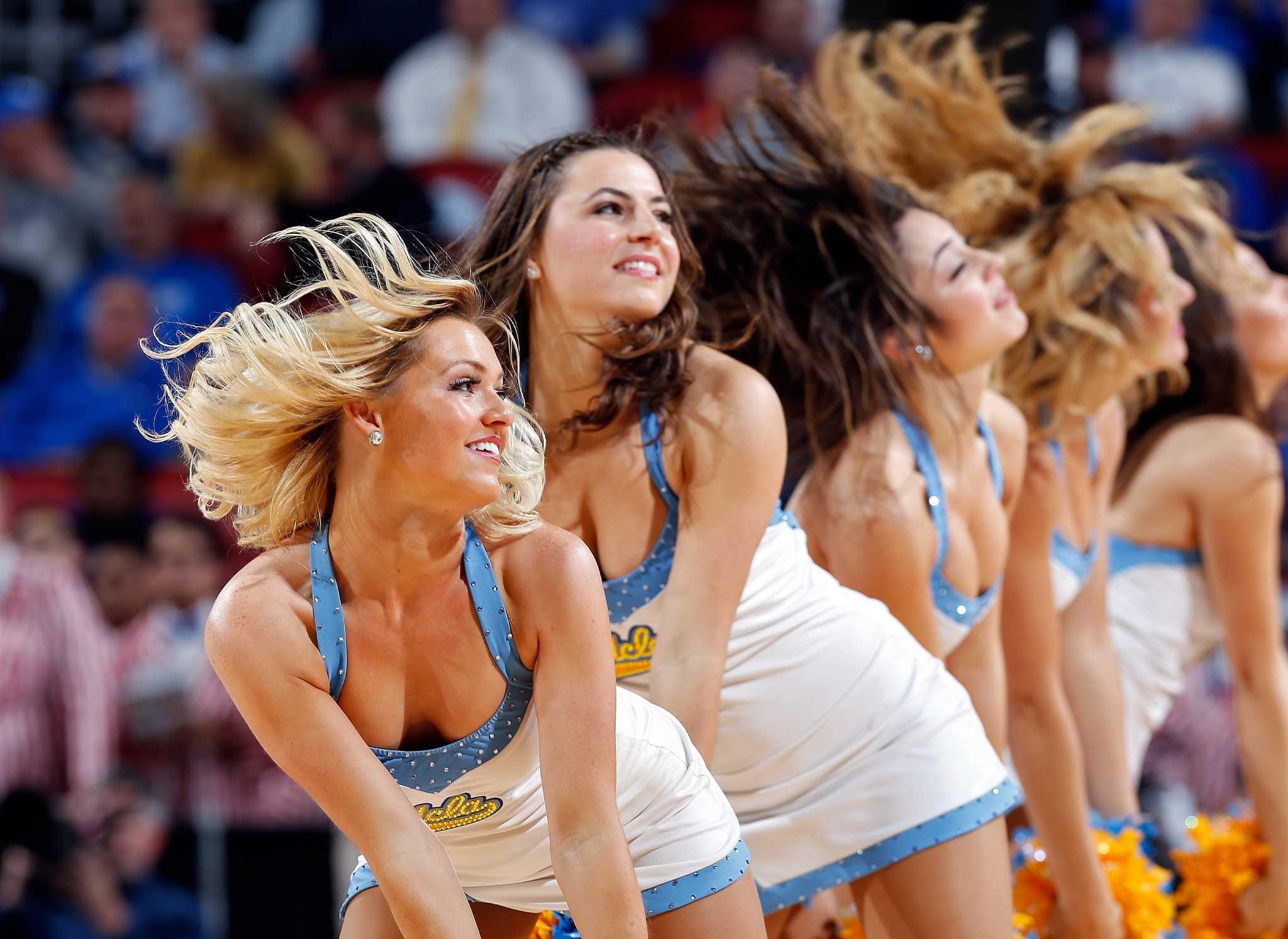 NCAA Cheerleaders  Houston Chronicle