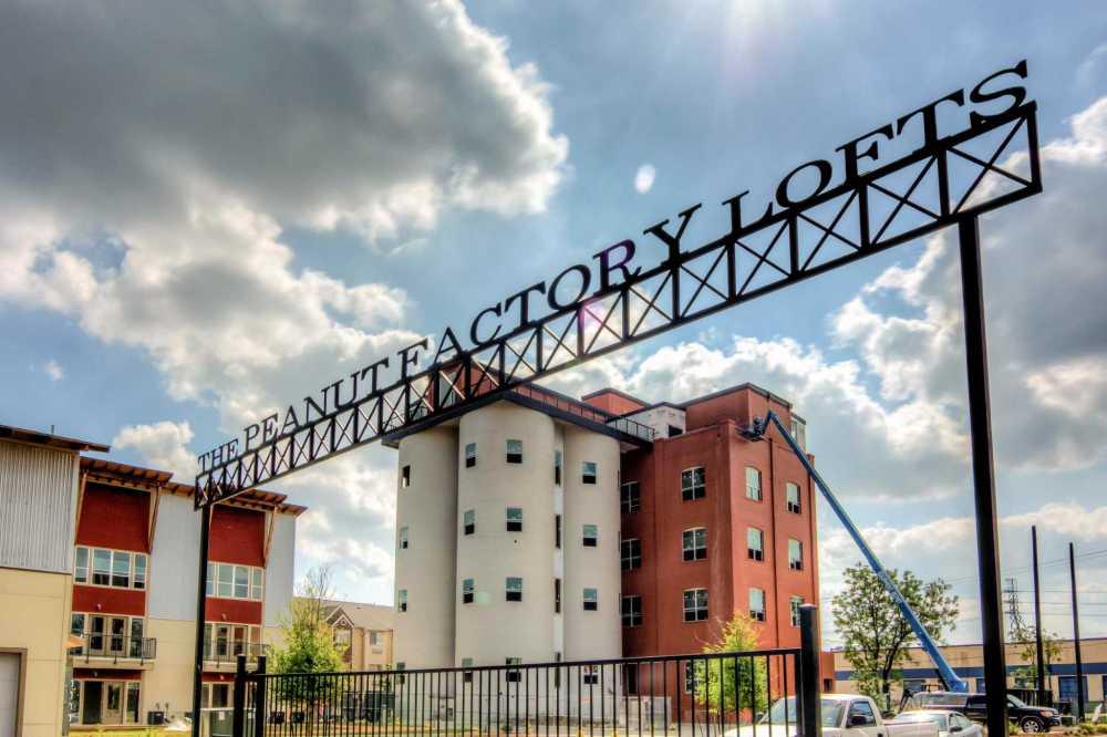 medium resolution of historic peanut factory turned into high end lofts in downtown san antonio san antonio express news