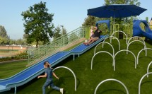 Magical Bridge Playground Big Hit With Disabled Kids