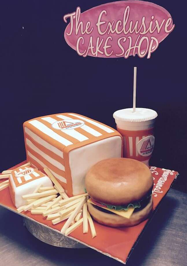 San Antonio Cake Shop Whips Up A Whataburger Cake Other
