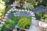 Dont fence them in: S.F. neighbors combine backyards ...