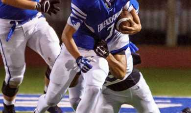 Friendswood High School Football 2014 | Wooden Thing